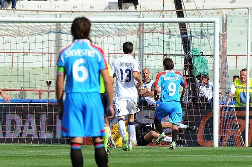 Catania-Cagliari: sei vittorie etnee in nove incontri$