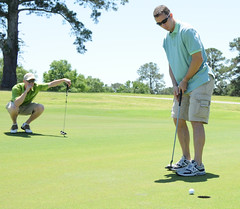 Back-to-back wins for AER golf champs