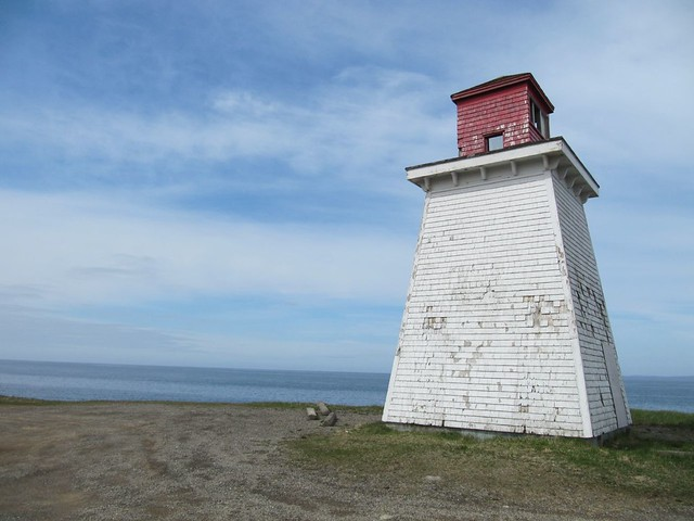 Lighthouse at Church Point