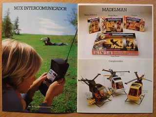 1982 Madelman Catalogue 2
