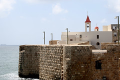 The walls of Akko.