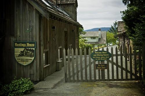 Hastings House Hotel photowalk, Salt Spring Island, B.C.