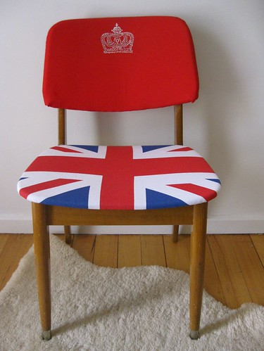 Regal Brit chair