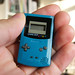 mini gameboy color by -Sebastian Vargas -コスミカラー-