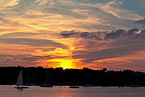 trees sunset sky water minnesota silhouette wisconsin river boat border sail stcroix hudson picnik lightroom a230 mygearandme mygearandmepremium mygearandmebronze mygearandmesilver