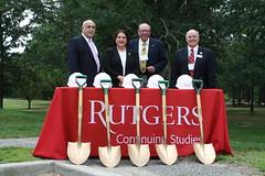 Rutgers Groundbreaking