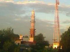 Minarates of a mosque Kotli loharan-My Village