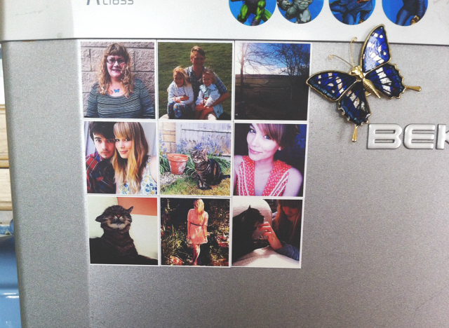 sticky9 review instagram magnets prints vivatramp blog