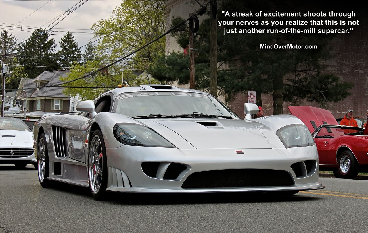 Saleen S7 in Hopewell 6