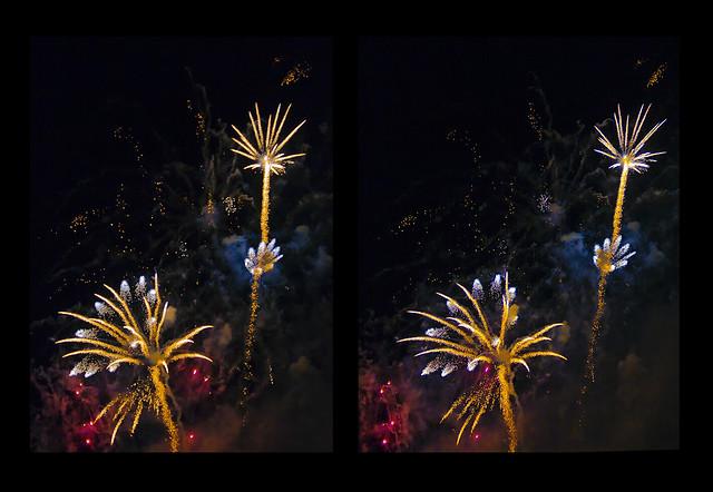 Whizzkids :: Cross Eye 3D Fireworks ::