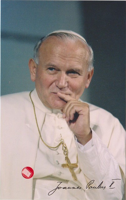 April 2, 2011 - 6th Year Commemoration of the Death of the soon-to-be Beatified Venerable Pope John Paul II (1920 - 2005)
