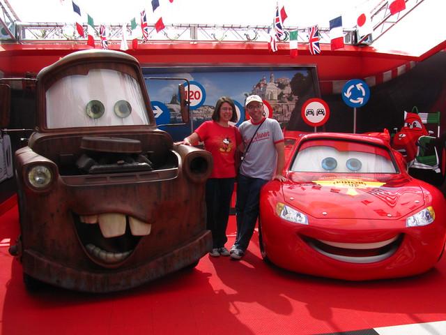meet and greet cars spain