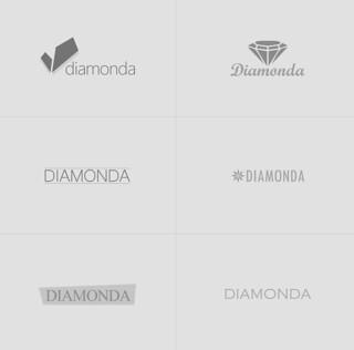 Diamonda Logo (Branding)