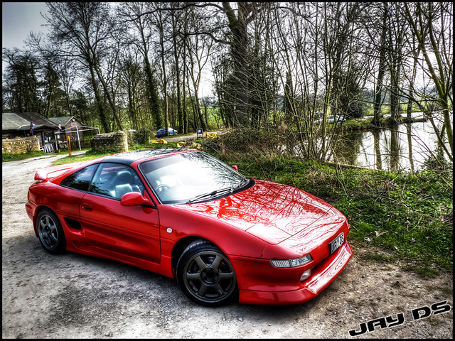 HDR Toyota MR2 (03)