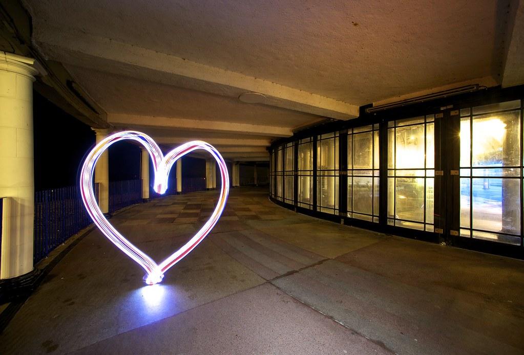 heart eastbournes, bandstand!!