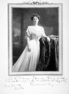 Leonora Speyer portrait