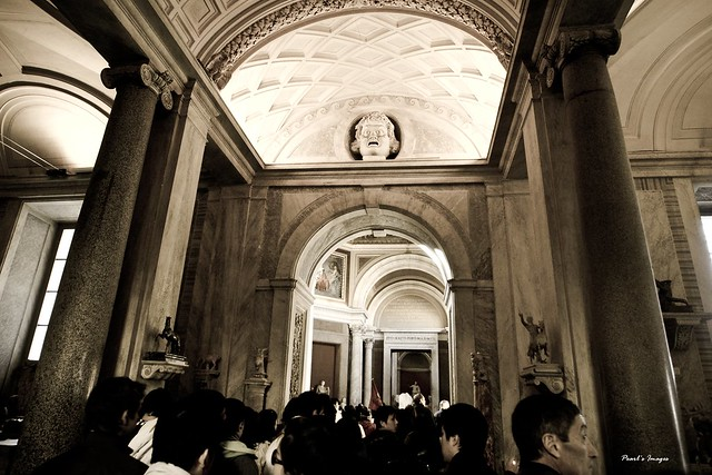 梵諦岡 博物館