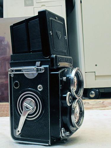Rolleiflex 2.8F Xenotar