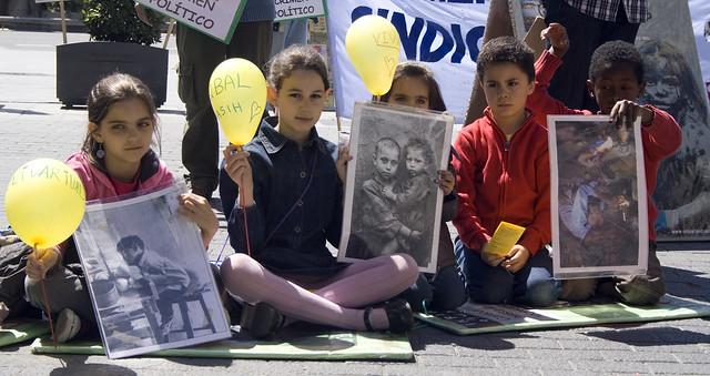 D a internacional contra la esclavitud infantil 3 valladol - Tapiceros valladolid ...
