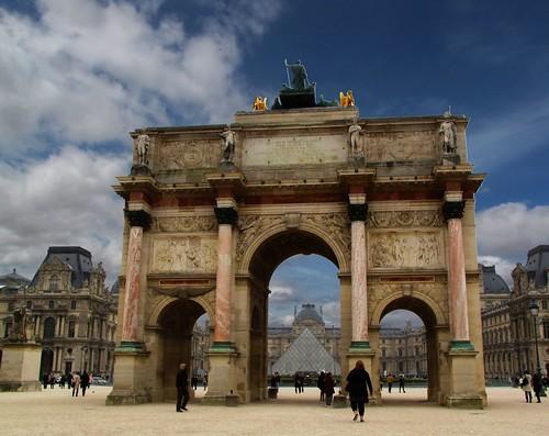 5º Día - El Carrusel del Louvre - París