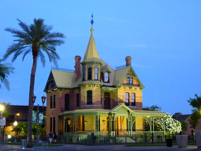 Rosson House Museum