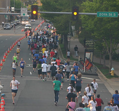 Crystal City 5K Runners