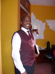 Pastor David Obuki, K3C, Kileleshwa
