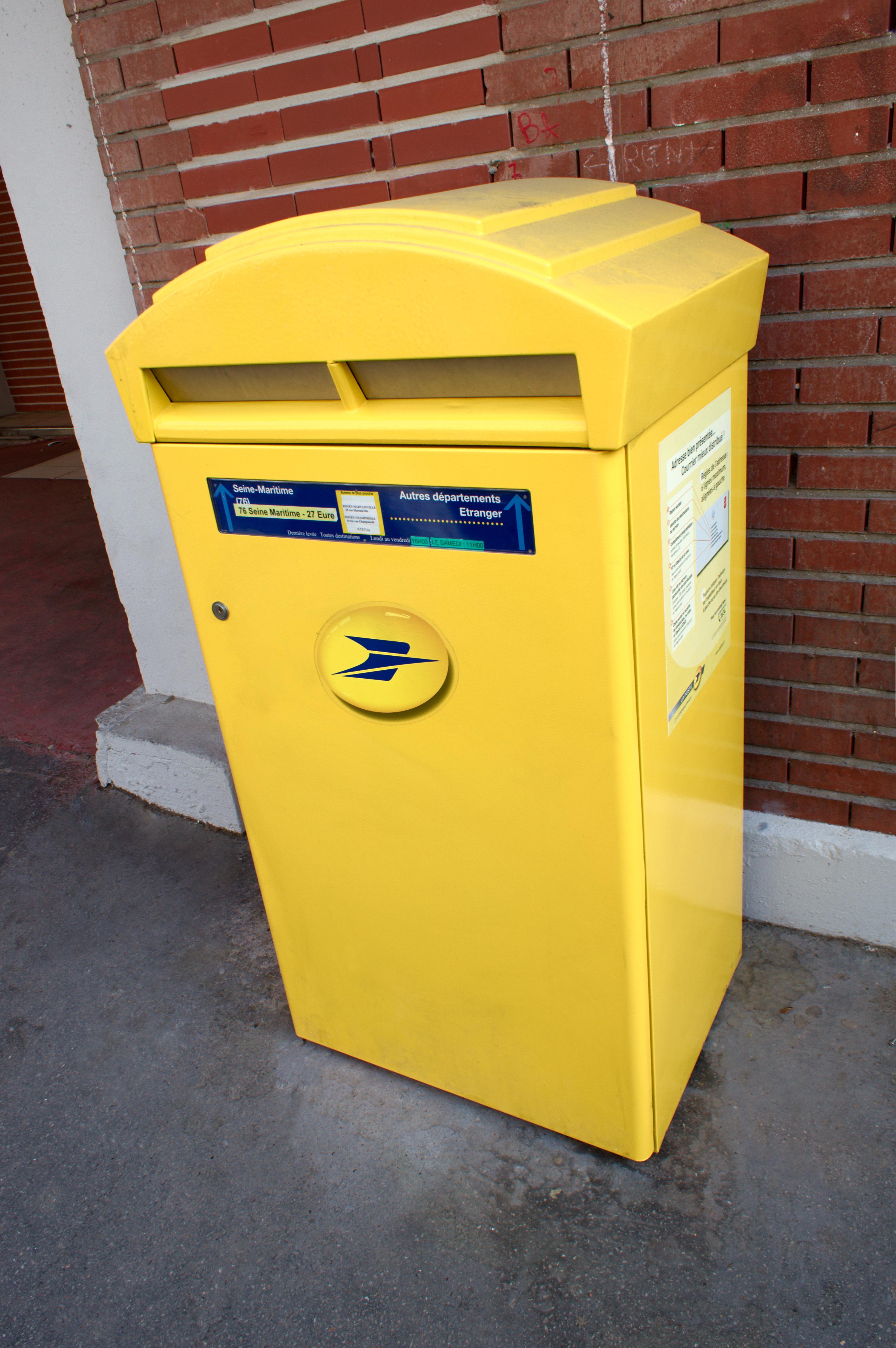 Bo te aux lettres la poste flickr photo sharing - Boite aux lettres la poste ...