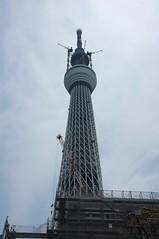 2011/04/30 Tokyo Sky Tree 東京スカイツリー