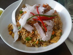 meal, thai fried rice, rice, nasi goreng, biryani, food, dish, fried rice, cuisine,
