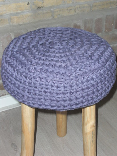 The lavender stool!