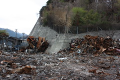 soil, demolition,