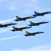 Blue Angels perform in New Orleans