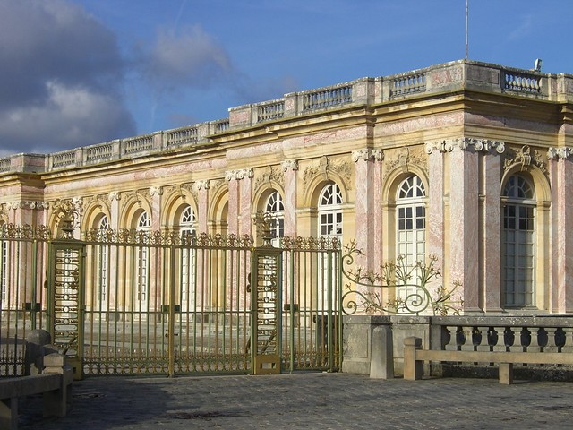 Versailles le grand trianon architecte louis le vau for Architecte versailles