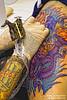 1º Expo Tattoo RS A tatuagem (também