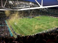 Europa League Final 2011, Dublin