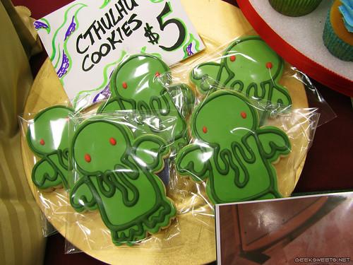 Cookies - Cthulhu