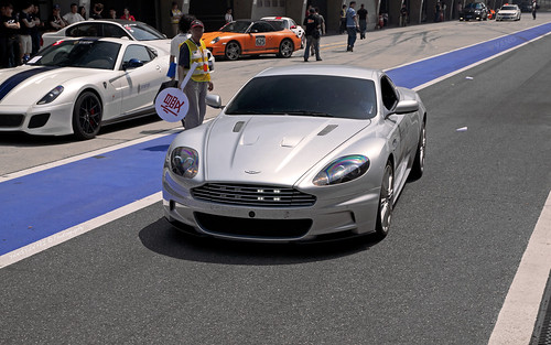 Safety Car DBS