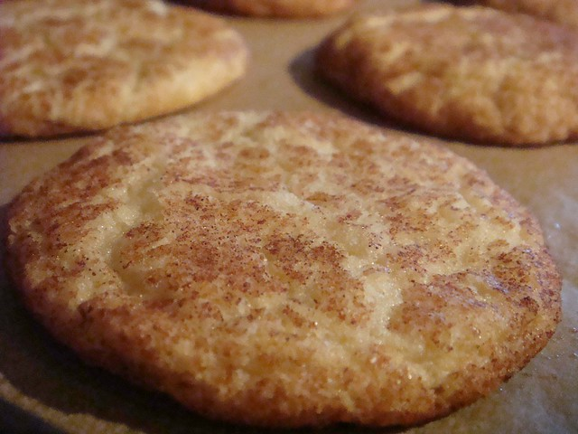Snickerdoodle cookies! | Flickr - Photo Sharing!