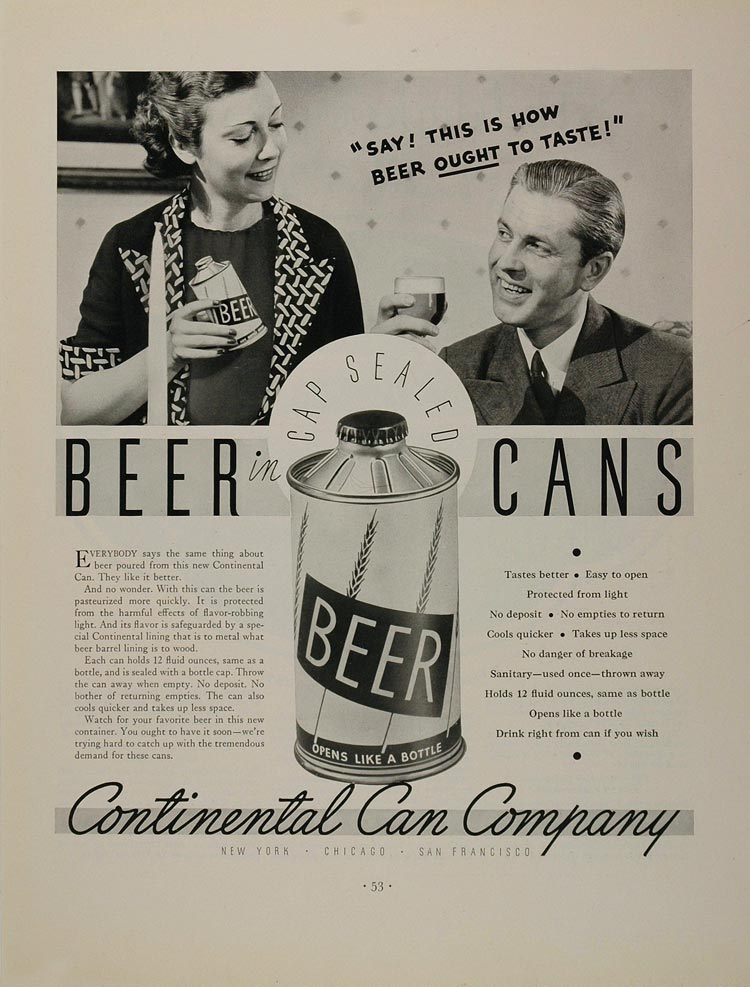 continental-beer-cans-1935