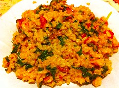khichdi, thai fried rice, yeung chow fried rice, rice, spanish rice, arroz con pollo, food, pilaf, dish, fried rice, cuisine,