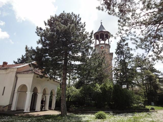 Fotografias Mosteiro São Pedro e São Paulo em Lyaskovets Bulgária