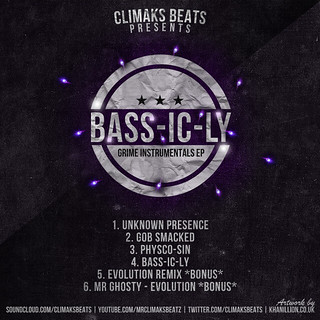 Climaks Beats EP Artwork