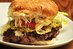 Mmm... hamburger