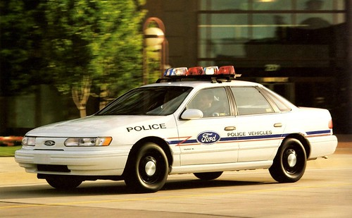 2014 ford taurus police car autos weblog for Johnson motors ford new richmond wi