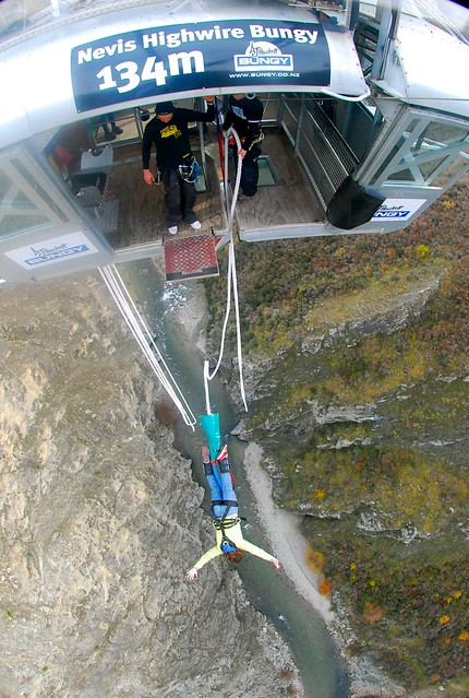 Nevis Highwire Bungy