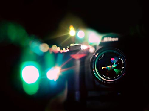blue red color green colors beautiful lens nikon bright bokeh magenta class christmaslights lowkey whimsical rcc d90 circlesofconfusion brandonwarren brandonchristopherwarren hollyrosemann bokehnikoneos5dmarkii