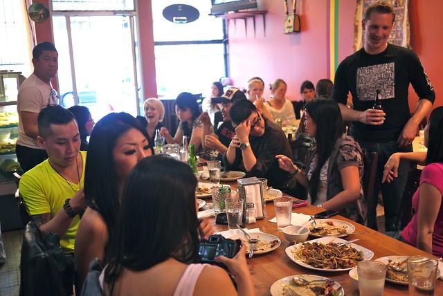 Mamak Cafe | Gastown