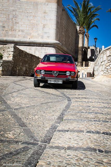 Alfa Romeo Alfetta GTV 116