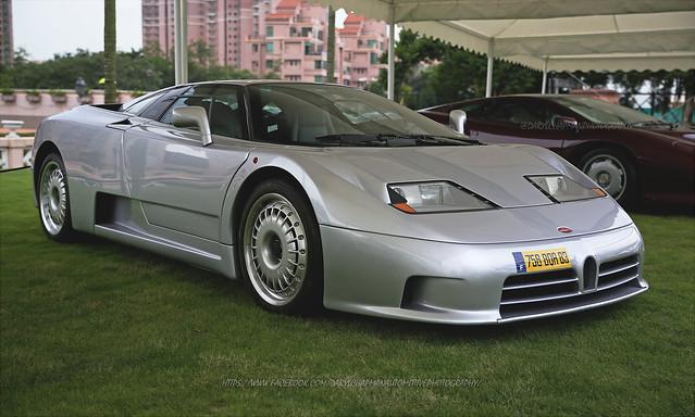 Bugatti, EB110, Hong Kong